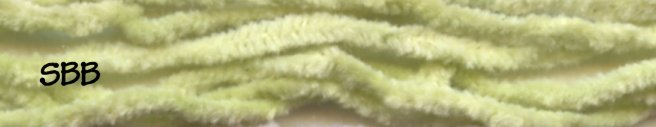 Dames Of The Needle Chenille Apple Green