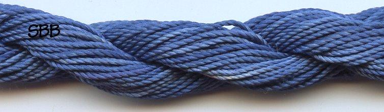 Dinky-Dyes 1900d Silk Perle093 Pacific Ocean