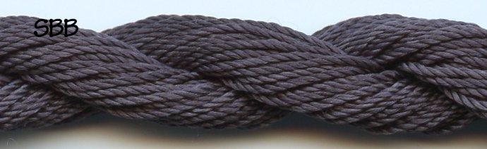 Dinky-Dyes 1900d Silk Perle130 Black Coral