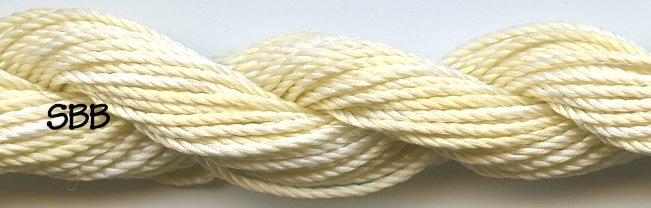 Dinky-Dyes 1900d Silk Perle153 Egg Custard