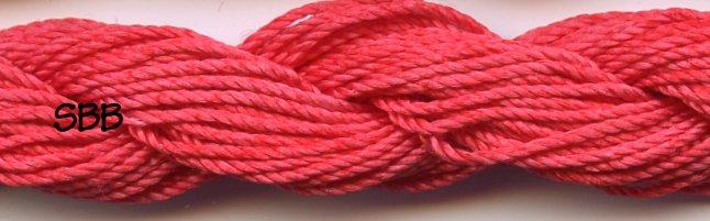 Dinky-Dyes 1000d Silk Perle131 Desert Pea