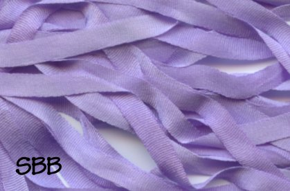 Dinky-Dyes 4mm Silk Ribbon111 Lilac