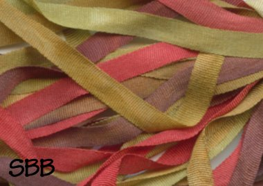 Dinky-Dyes 4mm Silk Ribbon150 Araluen