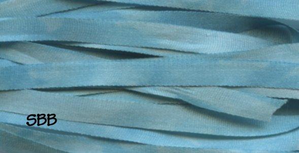 Dinky-Dyes 4mm Silk Ribbon234 Bermuda