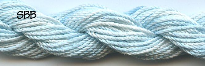 Dinky-Dyes 600d Silk Perle008 Mint Icel