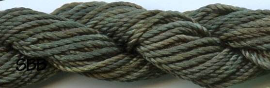 Dinky-Dyes 600d Silk Perle136 Sea Grass