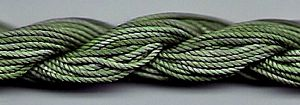 Dinky-Dyes 600d Silk Perle 196 Camo Green