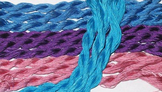 Dinky-Dyes 600d Silk Perle Set of 53 Skeins
