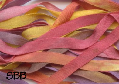 Dinky-Dyes 7mm Silk Ribbon128 Illawong