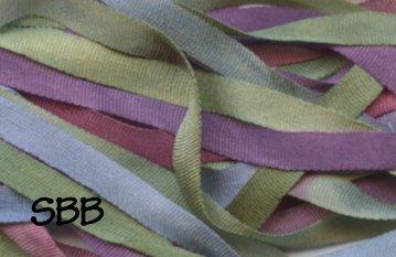 Dinky-Dyes 7mm Silk Ribbon137 Riverina