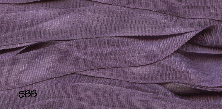 Dinky-Dyes 7mm Silk Ribbon119 Kirribilli