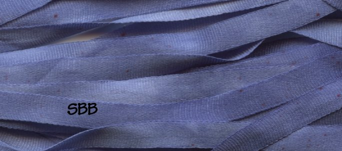 Dinky-Dyes 7mm Silk Ribbon120 Hyacinth