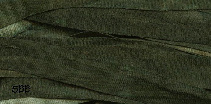 Dinky-Dyes 7mm Silk Ribbon136 Sea Grass