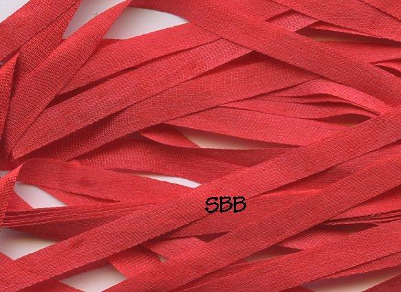 Dinky-Dyes 7mm Silk Ribbon254 Heartthrob