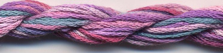 Dinky-Dyes Silk006 Tutti Fruiti