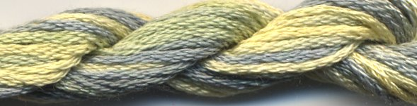 Dinky-Dyes Silk016 Lemon Mint