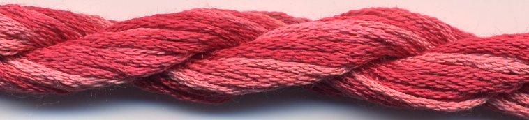 Dinky-Dyes Silk027 Bush Fire