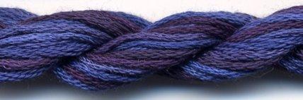 Dinky-Dyes Silk085 Fantasy Blues