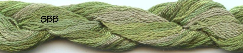 Dinky-Dyes Silk227 New Leaf