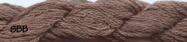 Dinky-Dyes Silk231 Cocoa Bean