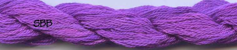 Dinky-Dyes Silk 255 Pansy Purple