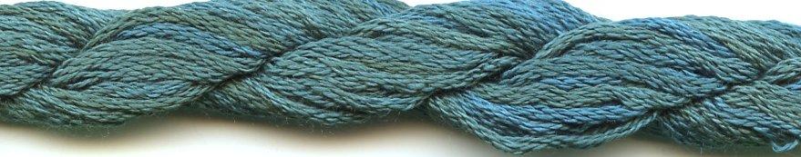 Dinky-Dyes Silk 261 Blue Spruce