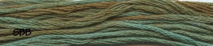 Gentle Art Sampler Threads Dragonfly