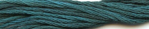 Gentle Art Sampler Thread Island Blue