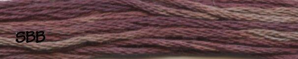 Gentle Art Sampler Threads Loganberry
