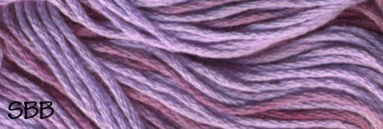 Gentle Art Sampler Thread  Punchberry