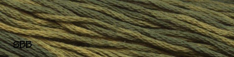 Gentle Art Sampler Thread Tiger Lily