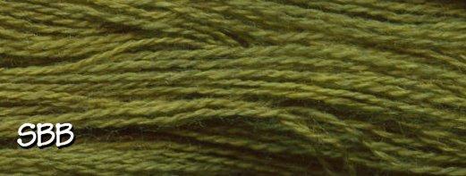 Gentle Art Simply Wool Avocado