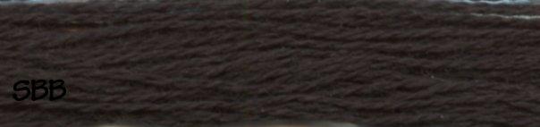 Gentle Art Simply Wool Black Licorice