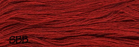 Gentle Art Simply Wool Buckeye Scarlet