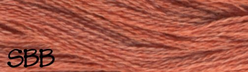Gentle Art Simply Wool Copper