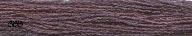 Gentle Art Simply Wool French Lilac