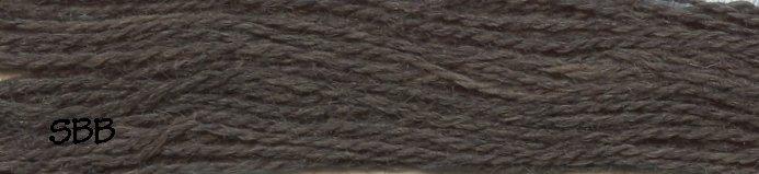 Gentle Art Simply Wool Onyx