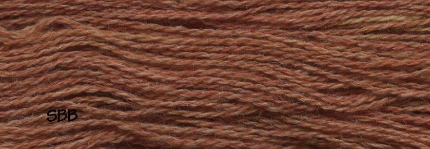 Gentle Art Simply Wool Terra Cotta