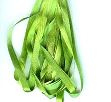 Gloriana 13mm Silk Ribbon200 Leaf Green