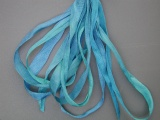 Gloriana 4mm Silk Ribbon068 Caribbean Sea