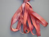 Gloriana 4mm Silk Ribbon119 Dried Pink Roses