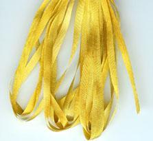 Gloriana 4mm Silk Ribbon130 Sunflower