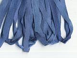 Gloriana 4mm Silk Ribbon155 Denim Blue