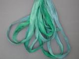 Gloriana 7mm Silk Ribbon019 Tropical Sea