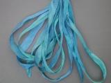 Gloriana 7mm Silk Ribbon068 Caribbean Sea