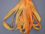 Gloriana 7mm Silk Ribbon095 Opulent Orange