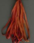 Gloriana 7mm Silk Ribbon193 Copper