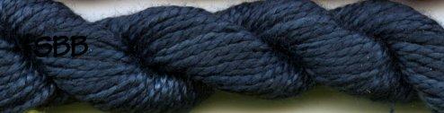 Gloriana Duchess Silk173 Pacific Blue Dark