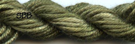 Gloriana Florimell053 Granny Smith Green