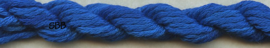 Gloriana Silk Floss 021 Royal Blue